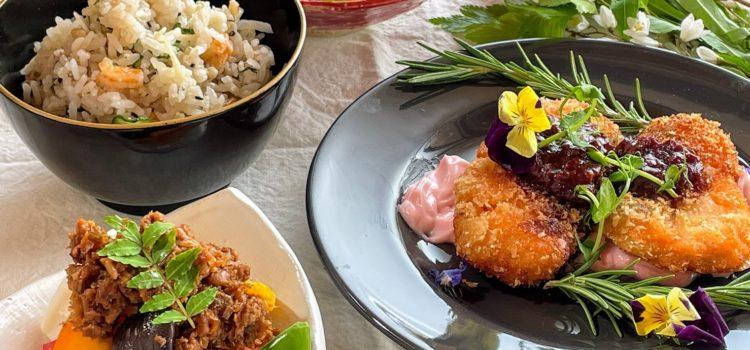 発酵食事会❤️料理はわたしからのラブレター❤️